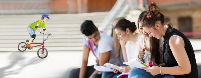 Englisch für Jugendliche bis Gymnasialstufe